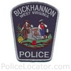 Buckhannon Police Department Patch