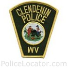 Clendenin Police Department Patch