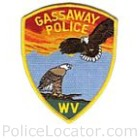 Gassaway Police Department Patch