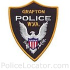 Grafton Police Department Patch