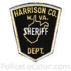 Harrison County Sheriff's Department Patch