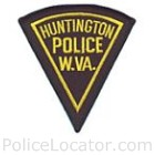 Huntington Police Department Patch