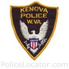 Kenova Police Department Patch