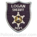 Logan County Sheriff's Office Patch