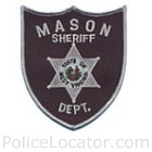Mason County Sheriff's Department Patch