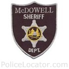 McDowell County Sheriff's Office Patch