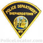Shepherdstown Police Department Patch
