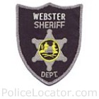Webster County Sheriff's Office Patch