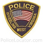 Wheeling Police Department Patch