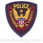 Williamson Police Department Patch