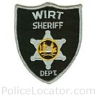Wirt County Sheriff's Office Patch