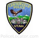 Centerville Police Department Patch