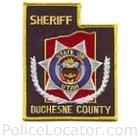 Duchesne County Sheriff's Office Patch