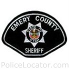 Emery County Sheriff's Office Patch