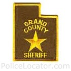 Grand County Sheriff's Office Patch