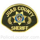 Juab County Sheriff's Office Patch