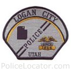 Logan City Police Department Patch