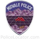 Midvale City Police Department Patch