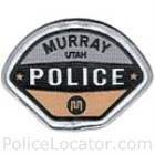 Murray City Police Department Patch