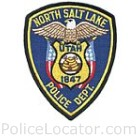 North Salt Lake City Police Department Patch