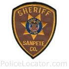 Sanpete County Sheriff's Office Patch