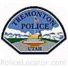 Tremonton Police Department Patch