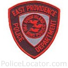 East Providence Police Department Patch