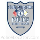 South Kingstown Police Department Patch