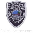 Woonsocket Police Department Patch