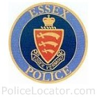 Essex Police Department Patch