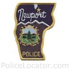 Newport City Police Department Patch