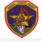 Caribou County Sheriff's Office Patch