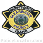 Clearwater County Sheriff's Office Patch