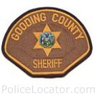 Gooding County Sheriff's Office Patch