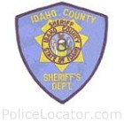Idaho County Sheriff's Department Patch