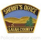 Latah County Sheriff's Office Patch