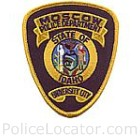 Moscow Police Department Patch