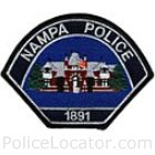 Nampa Police Department Patch