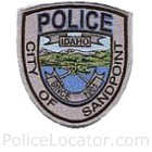 Sandpoint Police Department Patch