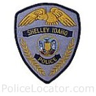 Shelley Police Department Patch
