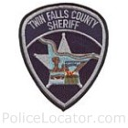 Twin Falls County Sheriff's Office Patch