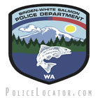 Bingen-White Salmon Police Department Patch