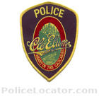 Cle Elum-Roslyn-South Cle Elum Police Department Patch