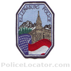 Ellensburg Police Department Patch