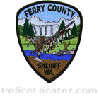 Ferry County Sheriff's Office Patch