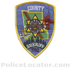 Grays Harbor County Sheriff's Office Patch