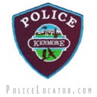 Kenmore Police Department Patch
