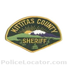 Kittitas County Sheriff's Office Patch