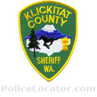 Klickitat County Sheriff's Office Patch