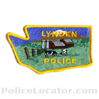 Lynden Police Department Patch